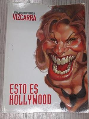 ESTO ES HOLLYWOOD. LAS MEJORES CARICATURAS DE VIZCARRA. SUPLEMENTO DE LA REVISTA EL JUEVES: ...