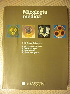 MICOLOGÍA MÉDICA: J.MªTORRES-RODRÍGUEZ, A. DEL