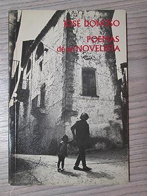 POEMAS DE UN NOVELISTA: JOSÉ DONOSO
