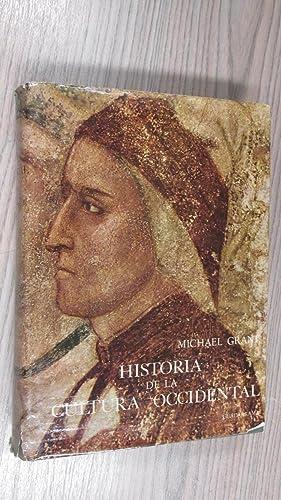 HISTORIA DE LA CULTURA OCCIDENTAL: MICHAEL GRANT
