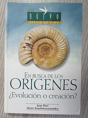 EN BUSCA DE LOS ORÍGENES. ¿EVOLUCIÓN O: JEAN FLORI Y