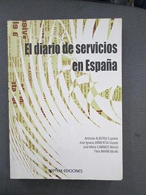 EL DIARIO DE SERVICIOS EN ESPAÑA: AINTZANE ALBERDI EZPELETA,