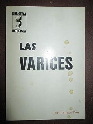 LAS VARICES: JORDI SINTES PROS