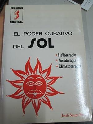 EL PODER CURATIVO DEL SOL: JORDI SINTES PROS