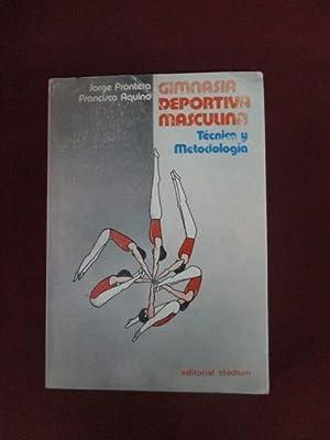 GIMNASIA DEPORTIVA MASCULINA: J. FRONTERA Y