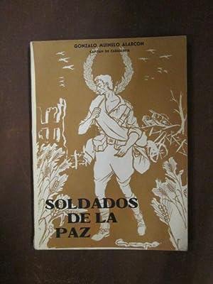 SOLDADOS DE LA PAZ.: GONZALO MUINELO ALARCÓN