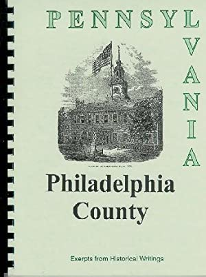 History of Philadelphia Pennsylvania; Historical Collections of: Sherman Day, William