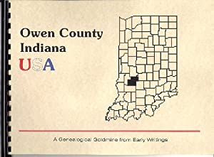 History of Owen County, Indiana; Tales of: James Archer
