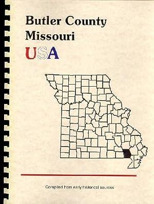 History of Butler County Missouri; History of: Goodspeed