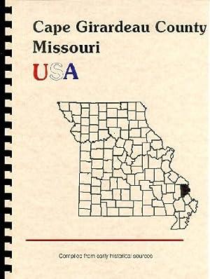 History of Cape Girardeau County Missouri; History: Goodspeed