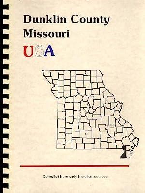 History of Dunklin County Missouri; History of: Goodspeed