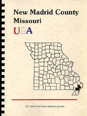 History of New Madrid County Missouri; History: Goodspeed