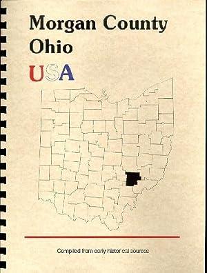 History of Morgan County Ohio USA; History