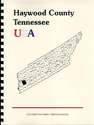 History of Haywood County Tennessee; History of