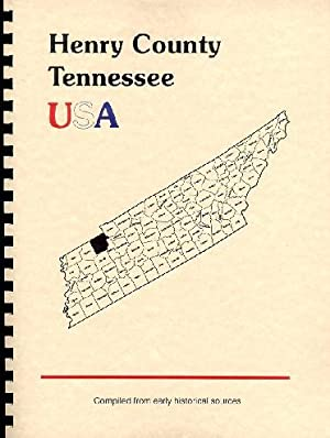 History of Henry County Tennessee; History of