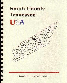 History of Smith County Tennessee; History of