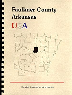 History of Faulkner County Arkansas; Northwest Arkansas