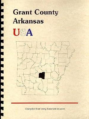 History of Grant County Arkansas; Northwest Arkansas