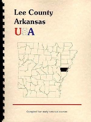 History of Lee County Arkansas; Northwest Arkansas