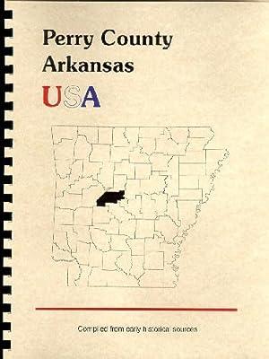 History of Perry County Arkansas; Northwest Arkansas