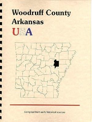 History of Woodruff County Arkansas; Northwest Arkansas