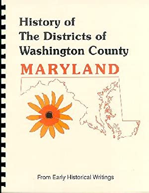 History of Western Maryland; History of the: J. Thomas Scharf