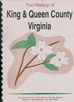 Historical Collections of Virginia / History of: Henry Howe