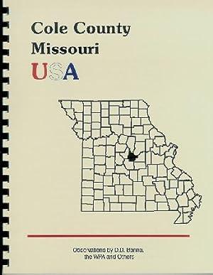 History of Cole, Moniteau, Morgan, Benton, Miller,