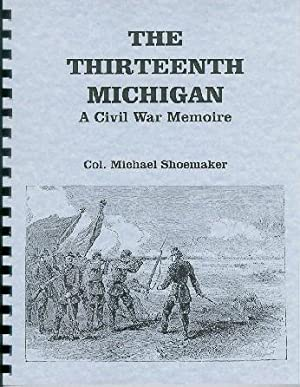 Pioneer Society of the State of Michigan;: Michael Shoemaker