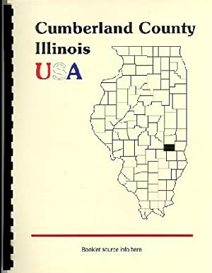 History of Cumberland County Illinois; Counties of