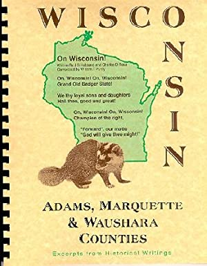 History of Northern Wisconsin / Adams County