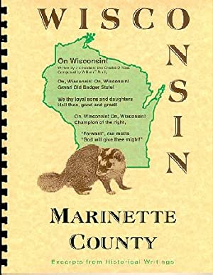 History of Northern Wisconsin / Marinette County