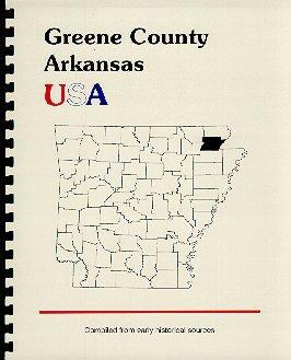 History of Greene County Arkansas: Goodspeed