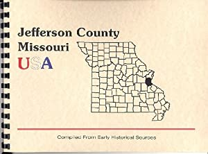 History of Jefferson County Missouri; History of: Goodspeed