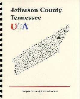 History of Tennessee / History of Jefferson: Goodspeed