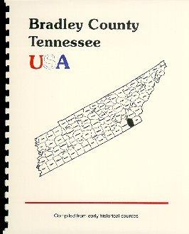 History of Tennessee / Bradley County Tennessee: Goodspeed