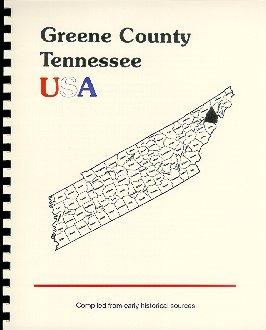 History of Tennessee / Greene Tennessee /: Goodspeed