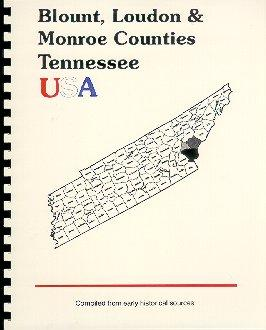 History of Tennessee / Blount County Tennessee: Goodspeed