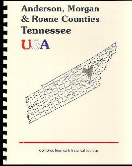 History of Tennessee / History of Anderson: Goodspeed