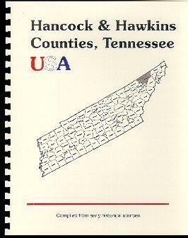 History of Tennessee / History of Hancock: Goodspeed