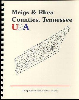 History of Tennessee / History of Rhea: Goodspeed