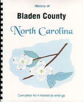 History of Bladen County North Carolina /: John Hill Wheeler,