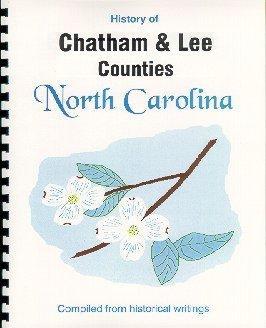 History of Chatham County North Carolina /: John Hill Wheeler,