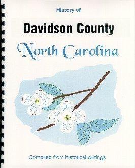 History of Davidson County North Carolina /: John Hill Wheeler,