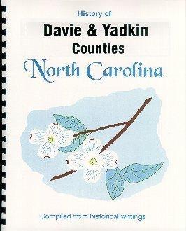 History of Davie County North Carolina /: John Hill Wheeler,