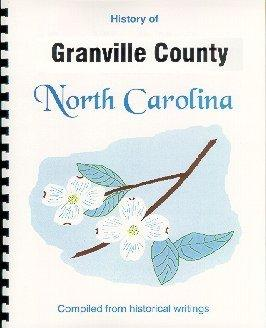 History of Granville County North Carolina /: John Hill Wheeler,