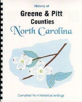 History of Greene County North Carolina /: John Hill Wheeler,