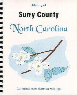 History of Surry County North Carolina /: John Hill Wheeler,