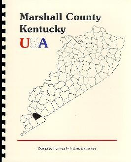 History of Marshall County, Kentucky / Kentucky: J.H. Battle, W.H.