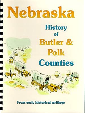 History of Butler County and Polk County